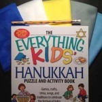 Children's Hanukkah Activity and Scarf Kit