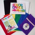 Children's Activity Color Dance Scarf Kit - Individual/Home Kit
