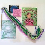 Emerald - Magic Scarf Wand with Wondrously Inspired Music