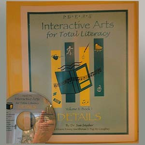 Interactive Arts for Total Literacy DETAILS