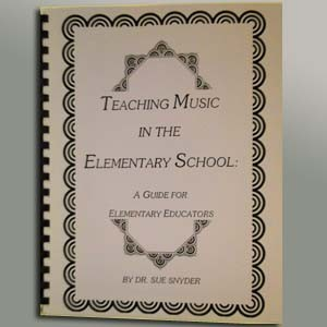 Teaching Music at the Elementary School
