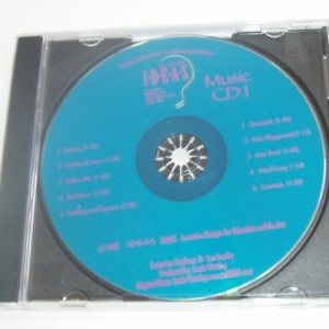 IDEAS Music CD 1