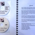 Arabic Songs CD & DVD